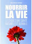 Couverture livre publié en autoédition : Nourrir la vie