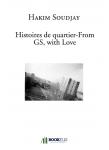 Couverture livre publié en autoédition : Histoires de quartier-From GS, with Love