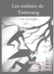 Couverture livre publié en autoédition : Les enfants de Terresang - Les insurgés