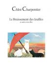 Couverture livre publié en autoédition : Le Bruissement des feuilles