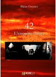 Couverture livre publié en autoédition : 42