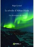 Couverture livre publié en autoédition : La révolte d'Althar-Horiz