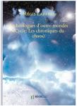 Couverture livre publié en autoédition : Archéologues d'outre-mondes (Cycle:...
