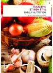 Couverture livre publié en autoédition : EQUILIBRE ET BIEN-ETRE PAR LA NUTRITION