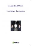 Couverture livre publié en autoédition : La création d'entreprise