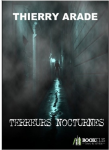 Couverture livre publié en autoédition : Terreurs Nocturnes
