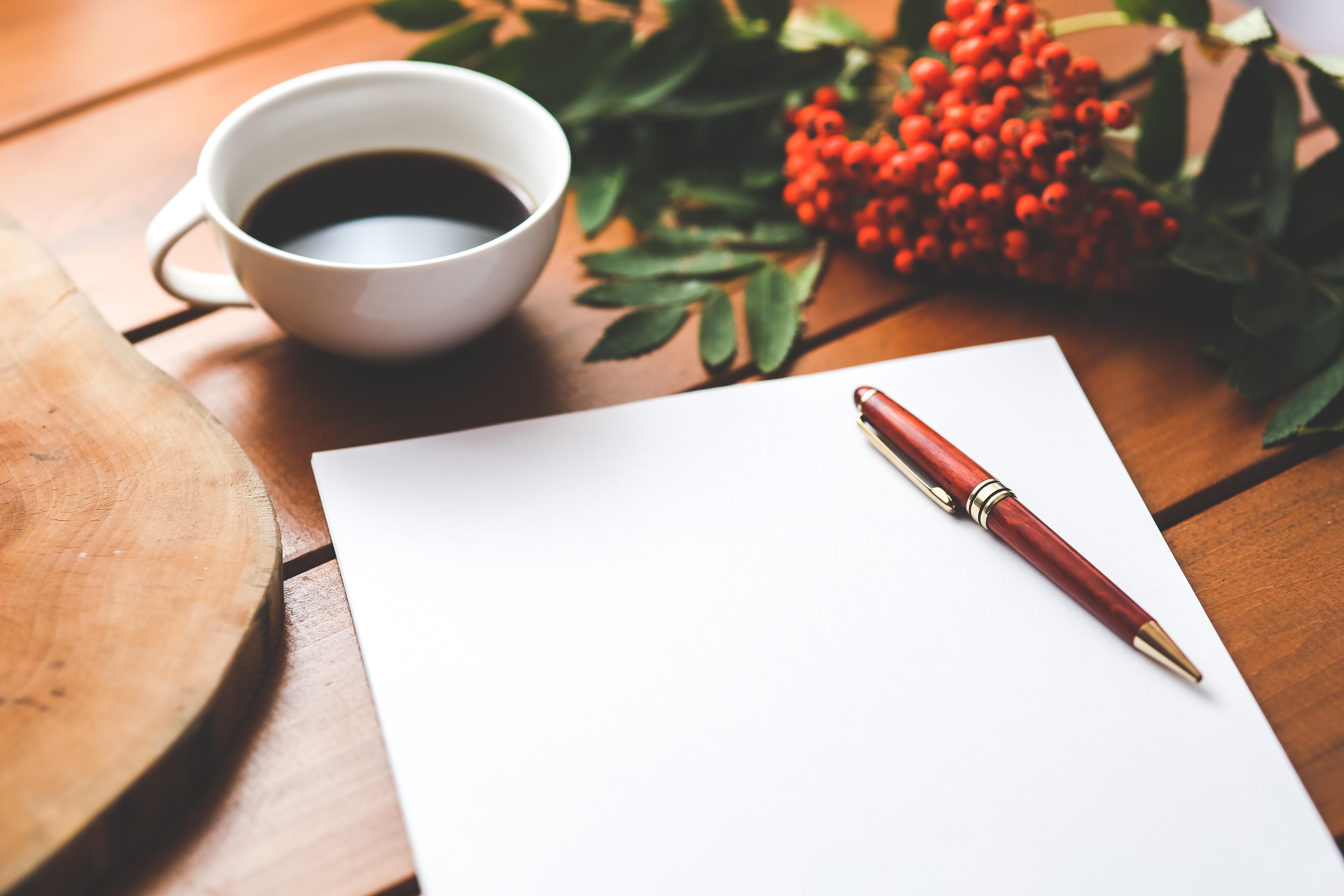 peur d'écrire