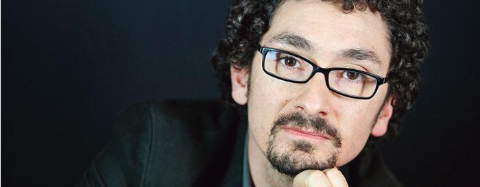 Interview de David Foenkinos pour Bookelis