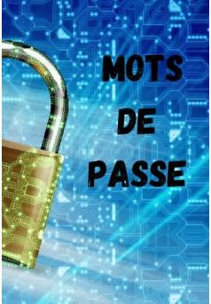 mots de passe - Couverture de livre auto édité