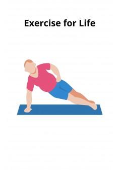 Exercise for Life - Couverture Ebook auto édité