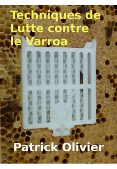 Techniques de Lutte contre le Varroa - Couverture Ebook auto édité