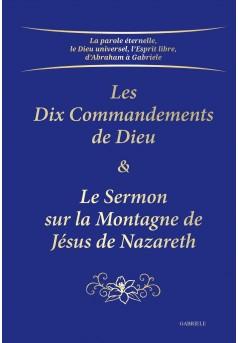 Les Dix Commandements & Le Sermon sur la Montagne - Couverture Ebook auto édité