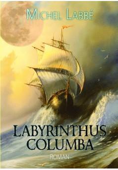 LABYRINTHUS COLUMBA - Couverture de livre auto édité