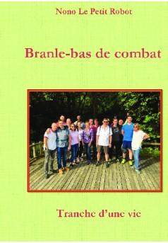 Branle-bas de combat - Couverture de livre auto édité
