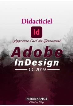 Didacticiel Adobe Indesing - Couverture Ebook auto édité