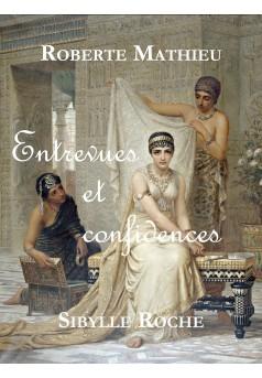 Entrevues et confidences - Couverture Ebook auto édité