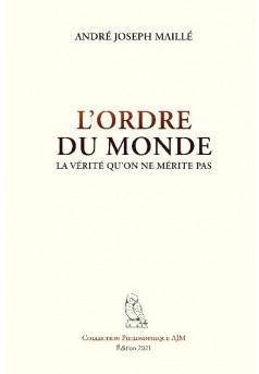 L'Ordre du Monde - Couverture de livre auto édité