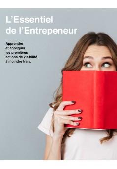 L'essentiel de l'entrepreneur  - Couverture Ebook auto édité