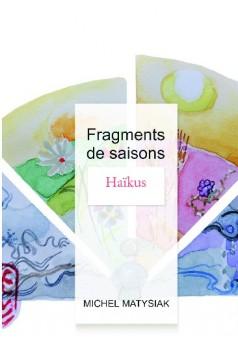 Fragments de saisons - Couverture de livre auto édité