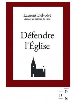Défendre l'Église - Couverture de livre auto édité