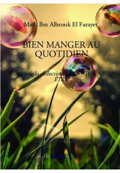 BIEN MANGER AU QUOTIDIEN - Couverture de livre auto édité