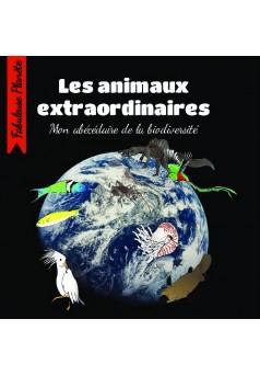 Les animaux extraordinaires - Mon abécédaire de la biodiversité  - Couverture de livre auto édité