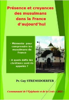 Présence et croyances des musulmans dans la France d'aujourd'hui - Couverture de livre auto édité