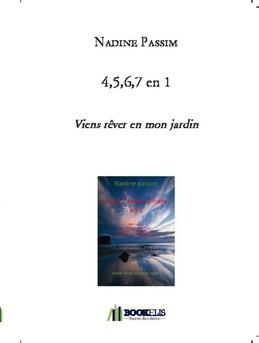 4,5,6,7 en 1 - Couverture de livre auto édité