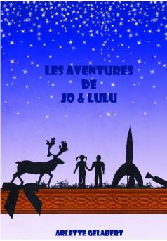 Les aventures de Jo et Lulu - Couverture de livre auto édité