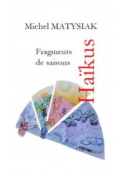 Fragments de saisons - Couverture Ebook auto édité