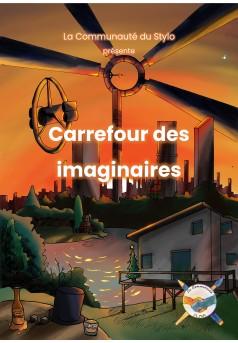 Carrefour des imaginaires - Couverture Ebook auto édité