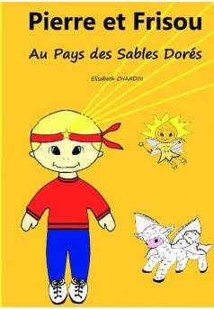 PIERRE et FRISOU - Couverture de livre auto édité