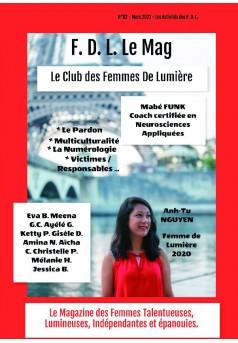 F. D. L. Le Mag  - Couverture de livre auto édité