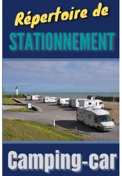 Carnet de stationnement camping-car - Couverture de livre auto édité