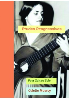 Études Progressives - Couverture de livre auto édité