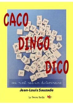cacodingodico - Couverture de livre auto édité