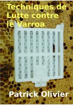 Techniques de Lutte contre le Varroa - Couverture de livre auto édité