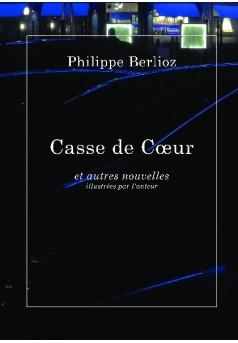 Casse de Cœur - Couverture de livre auto édité