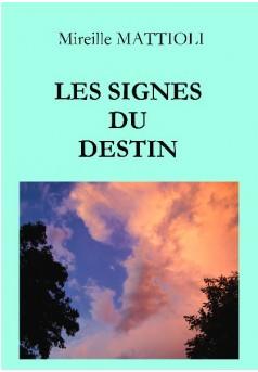LES SIGNES DU DESTIN - Couverture de livre auto édité