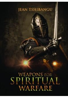 WEAPONS FOR SPIRITUAL WARFARE - Couverture de livre auto édité