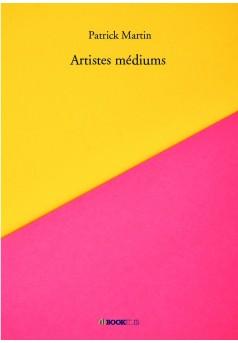 Artistes médiums - Couverture de livre auto édité