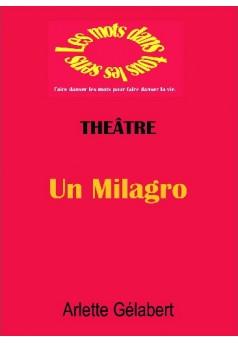 UN MILAGRO - Couverture de livre auto édité
