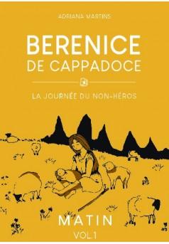 BÉRÉNICE DE CAPPADOCE - Couverture de livre auto édité