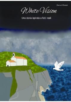 White vision - Couverture de livre auto édité