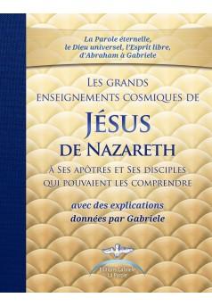LES GRANDS ENSEIGNEMENTS COSMIQUES DE JESUS DE NAZARETH  - Couverture Ebook auto édité