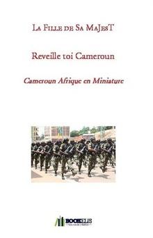 Reveille toi Cameroun - Couverture de livre auto édité