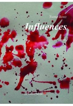 Influences - Couverture de livre auto édité