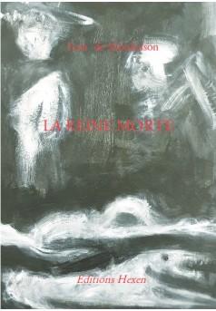 LA REINE MORTE - Couverture de livre auto édité