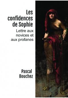 Les confidences de Sophie - Couverture de livre auto édité