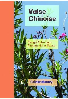 Valse Chinoise - Couverture de livre auto édité